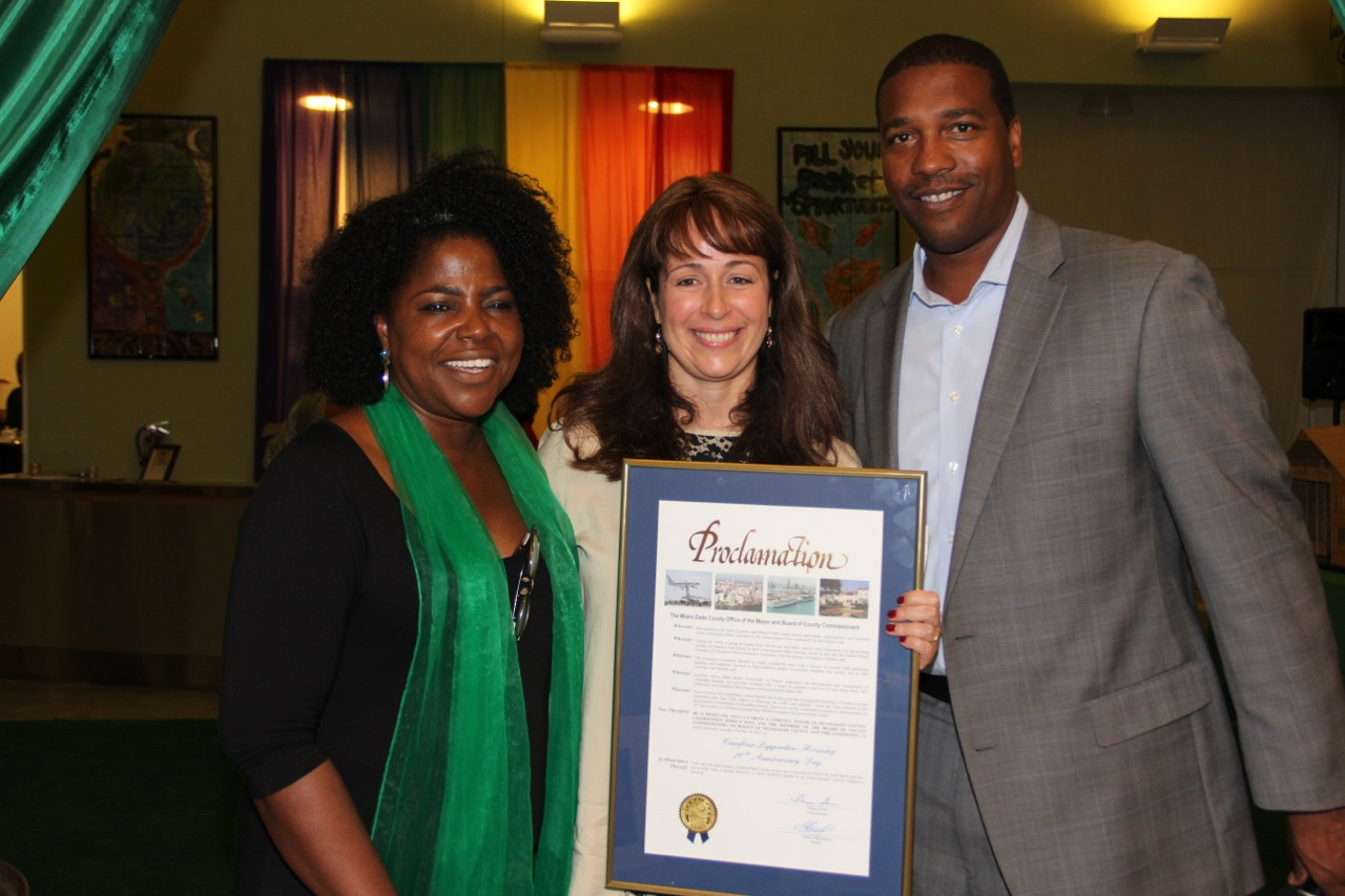 Carrfour 20th Anniversary Proclamation
